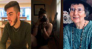 Jane Higgins, Brandon Belaski, Danielle Thomas,