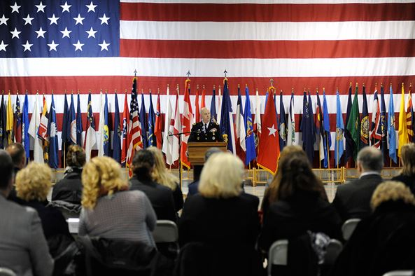 VETERANS AND COMMUNITIES DAY; NOVEMBER 11; NOON - 5 PM