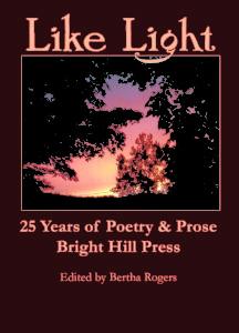 Like Light Bright Hill 25th Anniversary Anthology