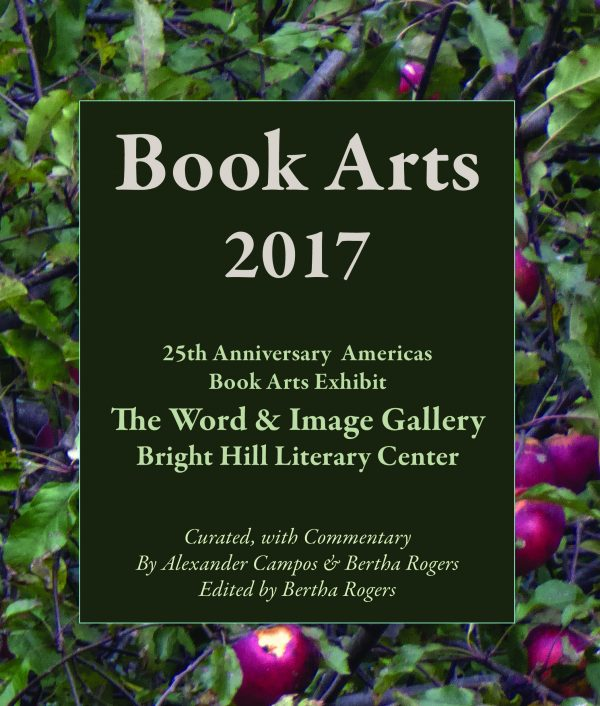 Book Arts Catalog, Bright Hill Press, Annual Book Arts Exhibit