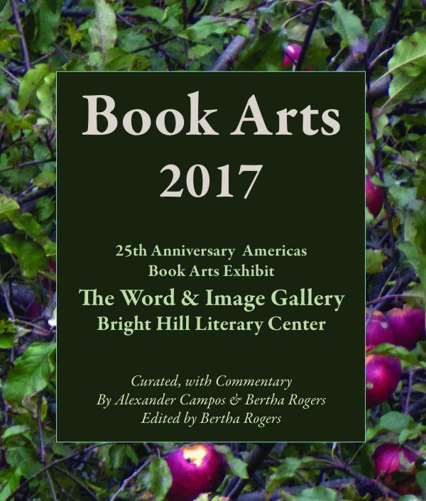 Book Arts Catalog, Bright Hill Press, Annual Book Arts Exhibit